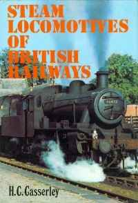 Image of STEAM LOCOMOTIVES OF BRITISH RAILWAYS
