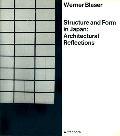 Main Image for STRUCTURE AND FORM IN JAPAN