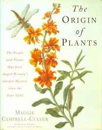 Image of THE ORIGIN OF PLANTS