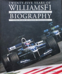 Image of TWENTY-FIVE YEARS OF WILLIAMS F1