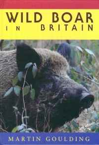 Image of WILD BOAR IN BRITAIN