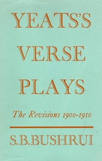 Image of YEATS'S VERSE-PLAYS